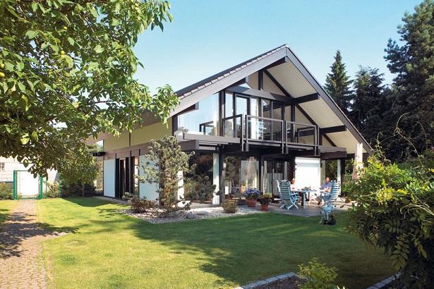 Дом по немецкой технологии