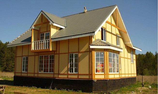 Дом для постоянного проживания на даче в СПб