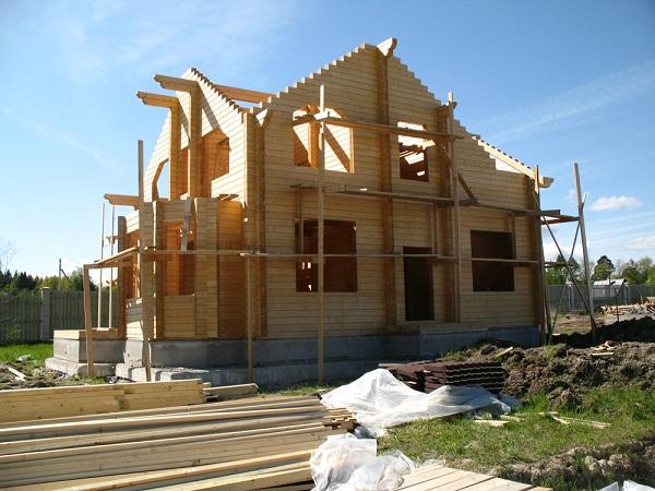 Дома из бруса под ключ | строительство домов из бруса под ключ проекты и цены в спб в Ленинградской области и СПб