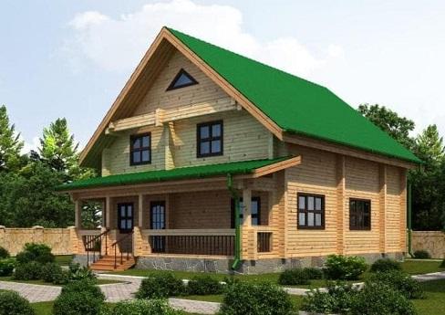 дом 9,3х12 от 2 000 000 руб