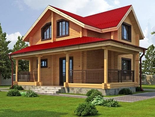 дом 7,5х10,9 от 740 000 руб